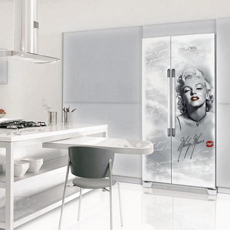 frigoriferi da arredo abbattitore di temperatura da casa