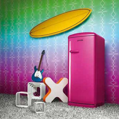 Frigoriferi colorati, vendita e installazione - Incasso Store
