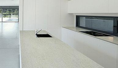 Top piani di lavoro cucina in gres porcellanato incasso store - Piano cucina in dekton ...