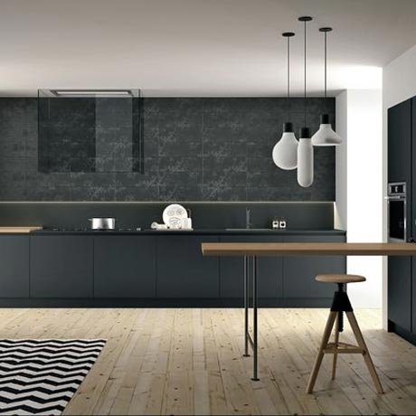 top piano lavoro cucina fenix incasso store. Black Bedroom Furniture Sets. Home Design Ideas
