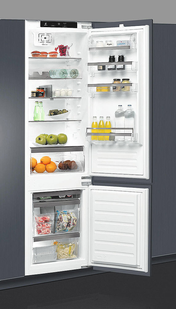 frigo combinato incasso everest art 9811 a sf
