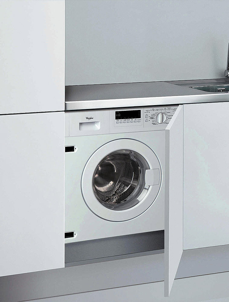 Lavatrici incasso vendita e installazione incasso store - Lavatrice cucina ...