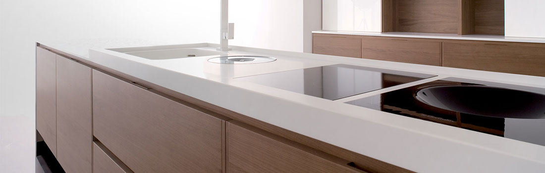 Marche archives for Piani cucina in corian