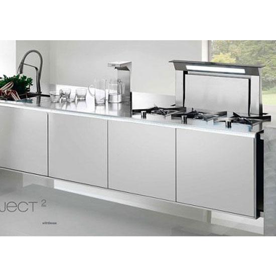 TOP PIANI LAVORO CUCINA IN ACCIAIO INOX - Incasso Store